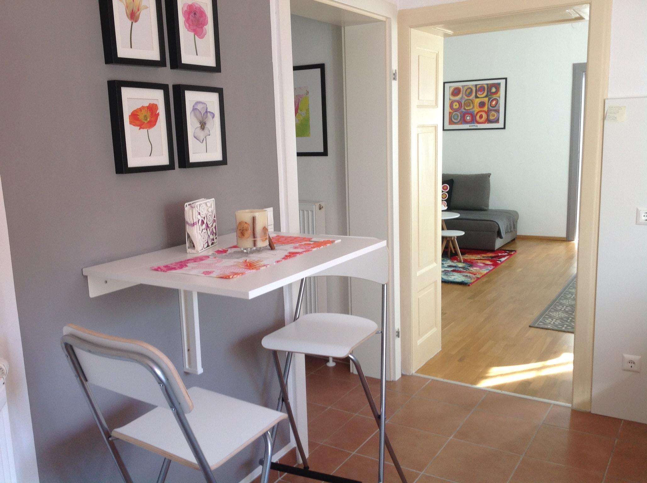 Apartments Villach Haus Kofler – superior apartment slide 1